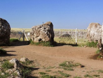 Hacıbektaş Sit Alanarı